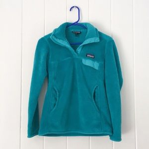 Patagonia Re Tool Sweater Pullover with Pockets